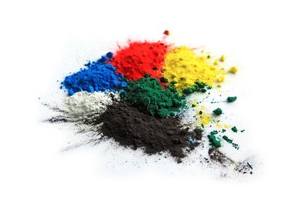 Peinture en poudre